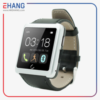 Wholesale trending products Uwatch U10l smart watch bluetooth watch for iPhone iOS for android smart phone