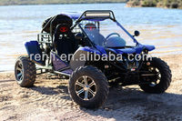 1100cc Chery engine dune buggy 2 seater quad for sale