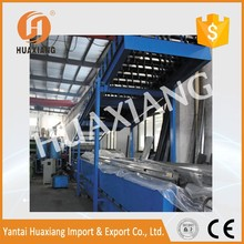 Fine insulation PU roof panel wall panel press machine