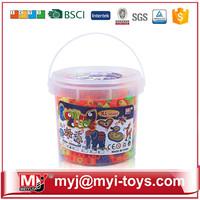 Direct selling plastic diy toy bead enlighten animal building blocks ET06B2