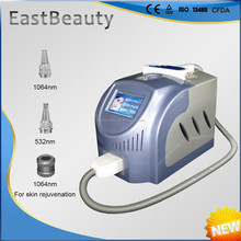 Q switched Nd yag laser/tattoo removal/nd yag ktp laser