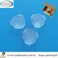 Arcylic biconvex 3 side flaps google cardboard lenses