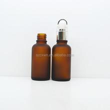 e-liquid glass bottle, dropper glass bottle, olive oil glass vial