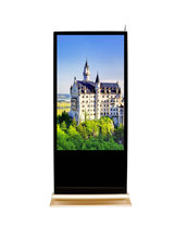 Factory made high quality advertising display, 42inch good price floor type android advertising lcd display