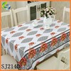 Fashionable pvc lace vinyl table cloth,roll vinyl tablecloth