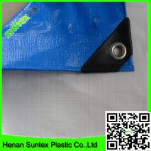 fire retardant blue woven PE tarpaulin,100% virgin material tarpaulin truck covering tarps