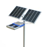 High Power Led 100W Solar Street Light System In Gujarat Kit