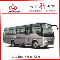 The best CHANGAN SC6607BF used bus price