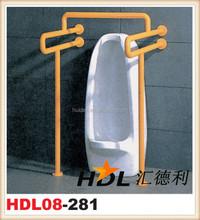Durable bathroom handicap toilet grab bars /toilet handrails disabled