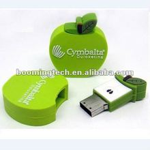 latest products in market fruit design USB flash drive