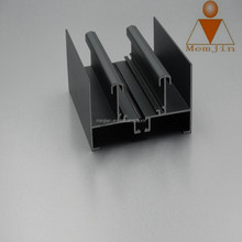 6000 Series Grade and according to the drawing Shape aluminium extruded heat sink , heatsink aluminium profiles