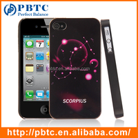 2015 Hot Hard Case For Iphone 4 , Scorpius Plastic Case For Phone Case