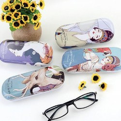 Languo original design tinplate glasses case wholesale