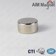 Disc 12.7mm dia. x 4.7mm height N50 Neodymium Magnet