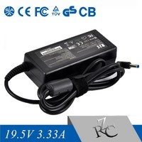 19.5v3.33a power adaptor for laptop with blue tip