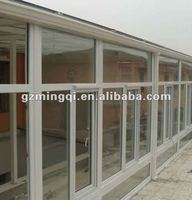 Aluminium/PVC floor to ceiling windows in Guangzhou