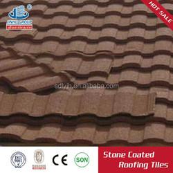 2015 Cheap Price&High Quality Sand Coated Metal Roofing Tiles Niger