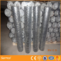 Hot sale galvanized hexagonal wire mesh/ anping hexagonal wire mesh