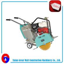 robin honda electric asphalt floor road used cutting saw machine concrete cutter
