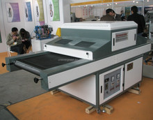 Screen printing machine UV Dryer, uv dryer screen printing