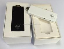 Intel Mini Dongle Mini PC Miracast Intel 3735G wth 16G/32G eMMC windows TV Stick