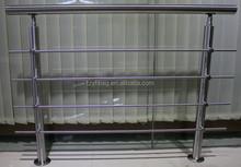 En acier inoxydable main courante balustrade / escalier rambarde