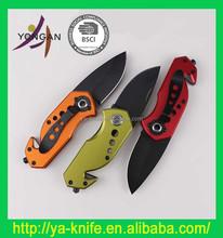high quality survival knife knife pocket