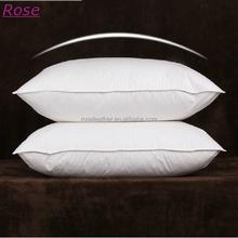 2-4cm Decorative rectangle cotton fabric duck feather pillow