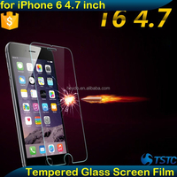 scratch resistant anti radiation clear remove bubbles anti blue light transparency Tempered Glass Screen Protector for iPhone 6