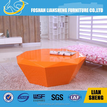 Latest design Coffee Table/centrel table High Glossy Top modern wood -#CT003-M3