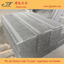Polished Grey Granite Step Stones g602 From Asia