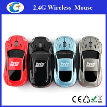 Wireless Mice Car Shape 2.4Ghz Optical Mouse For Laptop GET-MCR20