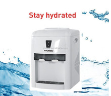 electric cold and hot desktop water dispenser machine looking for oversea agent