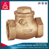 "1/2"" 3/4"" weighted swing check valve good quality"