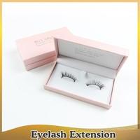 strip mink eyelashes with custom box packaging wholesale prices siberian mink false eyelashes