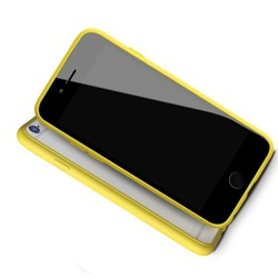 High quality transparent pc back case fancy cell phone cover for iPhone 6 Plus