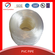 fastest delivery dongguan factory high rigidity pvc tube