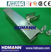 Galvanized Metal Cable Trunking with UL CE SGS