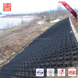 HDPE perforated Geocell For Soft Soil Foundation