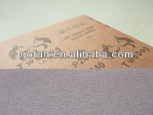 The advanced good effect dry abrasive paper A4