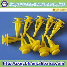 Professionally custome made Automotive plastic fasteners/auto fastener plastic clips/plastic spring clips