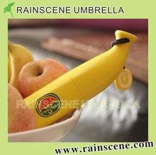 especial de plátano fruta paraguas