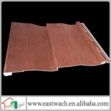 1.3mm thick various color warehouse lowes vinyl siding colors