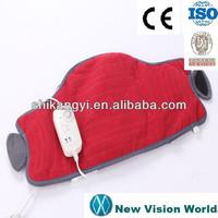 2014 new product heat pad for head neck shoulder abdomen waist knee legs feet abdomen pain