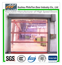 High Speed Plastic Doors