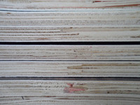 1220x2440x18mm Lowest price Finger Joint Used Plywood Sheets for Construction