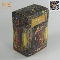 nice design paper box for perfume