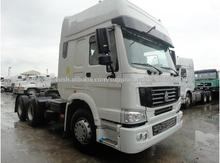 China Heavy Duty Truck Tractor camión, precio bajo