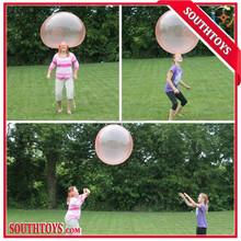 amazing wubble inflatable crazy bubble ball,looks like a bubble, plays like a ball