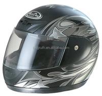 Motorcycle Helmet Dual Visor Modular Full Face ABS Helmet